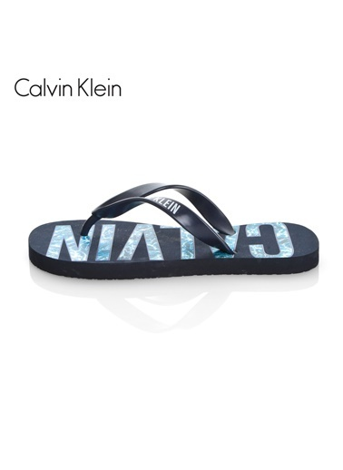 Calvin Klein Plaj Terliği Lacivert